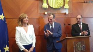 Toma de posesión de la nueva delegada del Gobierno en Aragón