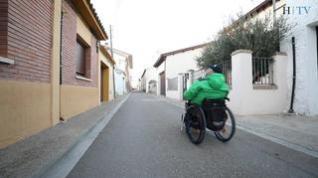Miguel Nonay es un viajero y prescriptor de rutas adaptadas a todas las capacidades
