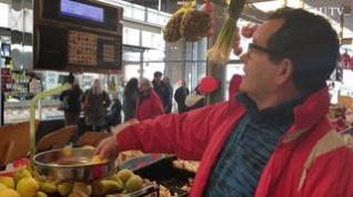 ¿Cómo han cambiado las balanzas del Mercado Central de Zaragoza en el siglo XXI?