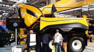 El primer tractor del mundo propulsado por metano y otras curiosidades de FIMA 2020