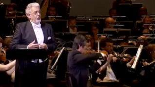Placido Domingo cancela sus actuaciones en el Teatro Real