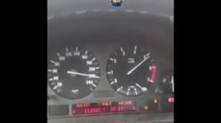 Investigado un conductor por circular a 220 km/h por la A-2 en Zaragoza