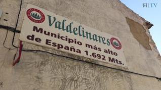 Valdelinares, el municipio más alto de España con el dominio esquiable favorito de los valencianos