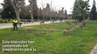 Avanzan a buen ritmo los preparativos para la Cincomarzada en Zaragoza
