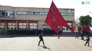 Los bomberos celebran su patrón