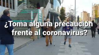 ¿Toma alguna precaución frente al coronavirus?