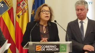 Aragón suma 38 casos de coronavirus, 3 de ellos en una residencia de ancianos de Teruel