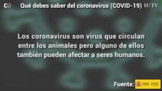 Síntomas, prevención y transmisión del coronavirus