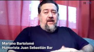 Humor en tiempos de coronavirus con el humorista Mariano Bartolomé