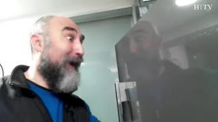 Humor en tiempos de coronavirus con Dani Latorre... Papel higiénico hasta en la sopa