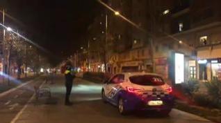 """Policía Local de Zaragoza: """"¡¡Gracias a todos y cada uno de vosotros por quedaros en casa!!"""""""