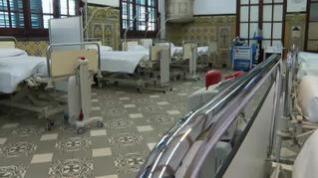 Nuevas camas de UCI, hospitales de campaña y hoteles para luchar contra el coronavirus