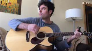 Música en tiempos de coronavirus con... Alex Hyde versionando a 'Los Suaves'