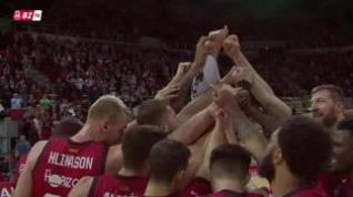 Los jugadores del Basket Zaragoza también se queda en casa para frenar el coronavirus