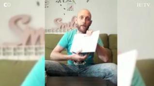 """Humor en tiempos de coronavirus con Óscar Sánchez... Una agenda """"apretadísima"""""""