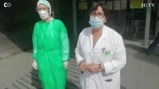 EPIS caseros en el Centro de Salud Venecia de Zaragoza