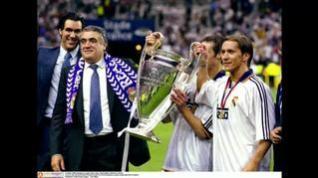 El expresidente del Real Madrid, Lorenzo Sanz, fallece a los 76 años por coronavirus
