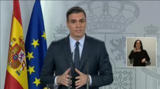 """Sánchez pide a la UE una movilización histórica de recursos: """"Estamos en guerra"""""""