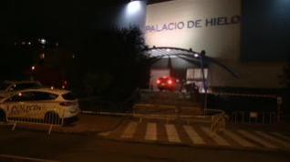 El Palacio de Hielo de Madrid se convierte en morgue