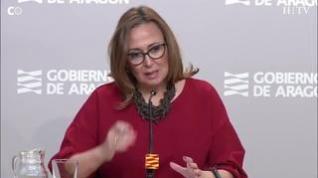 """Mayte Pérez: """"Se mantienen disponibles el 46% de camas en la UCI y el 52% de hospitalización"""""""