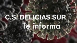 El centro de salud Delicias Sur de Zaragoza explica cómo actuar ante el coronavirus