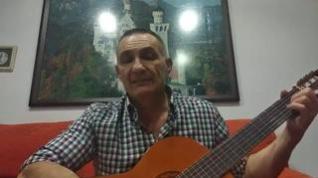 Canción, desde Gurrea de Gállego, dedicada los niños en estos días de encierro