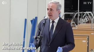 El Ayuntamiento de Zaragoza ordena cerrar todos los parques de la ciudad