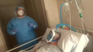 Máscaras de buceo para ayudar a los pacientes de coronavirus