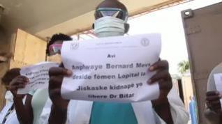 Secuestran en Haití al director de un centro médico en plena crisis del coronavirus