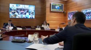 El Consejo de Ministros se reúne para aprobar la suspensión de las actividades no esenciales