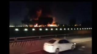 Explota en Filipinas un avión de evacuación médica al intentar despegar