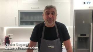 Cocina con Segarra: Solomillo con compota de manzana