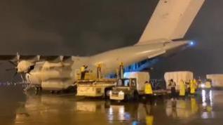 Este lunes llega el avión con los nuevos test que España compró a China
