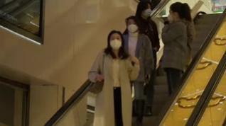 Reabren lo centros comerciales en Wuhan