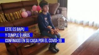 La Policía Nacional felicita por su cumpleaños, a través de un vídeo, a un niño de 9 años