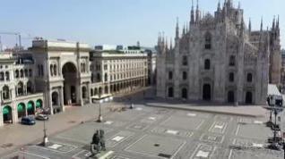 Los niños podrán salir a dar paseos acompañados de un solo adulto en Italia