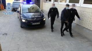 Cuatro detenidos en Huesca por robar en segundas residencias