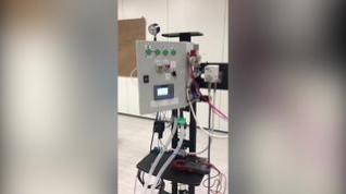 BSH fabrica un respirador para ucis ideado por tres aragoneses