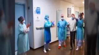 Más de 30.500 personas han recibido ya el alta médica del coronavirus