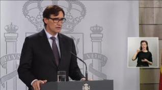 Sánchez comunicará mañana si amplía el estado de alarma