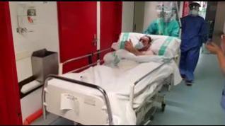 Salen de la REA del Clínico de Zaragoza los dos primeros pacientes con coronavirus