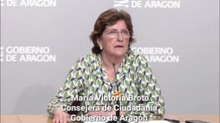 Las residencias de mayores de Aragón suman 168 fallecidos y 687 positivos