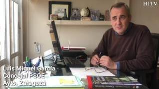 Luis Miguel García, concejal del Ayuntamiento, cuenta su experiencia tras vencer el coronavirus
