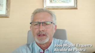 """El alcalde de Pastriz: """"Todos los políticos deberíamos bajarnos el sueldo un 50%"""""""