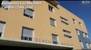 Entra en funcionamiento la Residencia Los Maizales, en Casetas