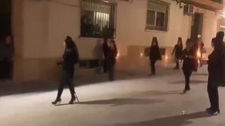 Indignación en una localidad jienense por una procesión en plena cuarentena