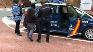 Detenidos por entregar droga a domicilio haciéndose pasar por repartidores de comida