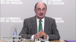El apoyo a la Cultura y un programa de recuperación social y económica, apuestas del Gobierno aragonés