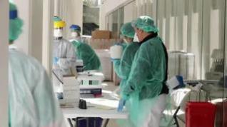 A lo largo de este lunes se completará el reparto del millón de test rápidos adquiridos