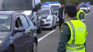 La Guardia Civil impone sanciones por viajar a la segunda residencia en Semana Santa